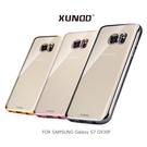 XUNDD Samsung Galaxy S7 G930F 爵士系列 TPU軟套 電鍍殼 清水套 背蓋 軟殼 三星 訊迪 SGS7