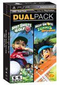 PSP PSP Dual Pack - Hot Shots Golf: Open Tee and Hot Shots Tennis: Get a Grip(美版代購)