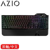AZIO MGK L80 RGB 電競機械鍵盤 茶軸