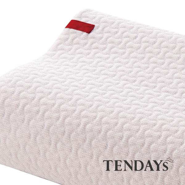 記憶枕TENDAYs 柔織舒壓枕-10cm