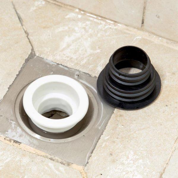 [超豐國際]下水道密封圈洗衣機排水管地漏 下水管防臭密封塞管道接