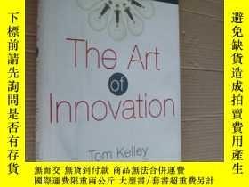 二手書博民逛書店The罕見Art of Innovation:Lessons i