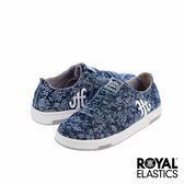 Royal Elastics Icon Washed 經典運動鞋-單寧花園