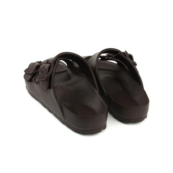 Airwalk 拖鞋 雙帶 防水 童鞋 深咖啡色 中童 A753220102 no008
