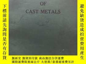 二手書博民逛書店Typical罕見microstructures of cast metals(P2643)Y173412