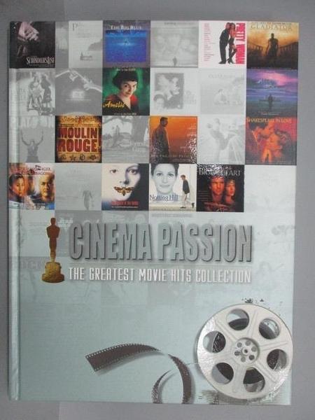 【書寶二手書T1/影視_PNO】Cinema Passion 奧斯卡全球影展