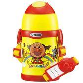 日本 【ZOJIRUSHI 象印】兒童保溫保冷壺/吸管杯 麵包超人 450ml ST-ZG45A-ER