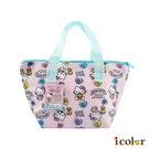 Sanrio人氣明星Kitty 延長低溫及食物的保冷時間 可摺疊收納輕巧好攜帶 可當便當袋使用