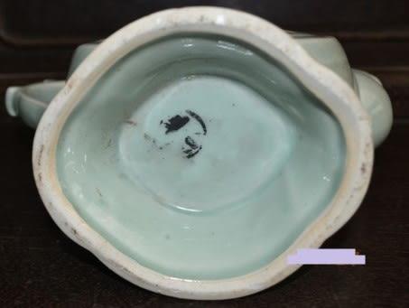[協貿國際]  青瓷鳳鳴壺文革瓷器 (1入)