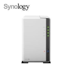 【綠蔭-免運】Synology DS220j 網路儲存伺服器
