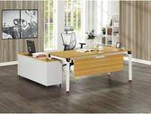 【新北大】✪ K609-2 希爾頓時尚辦公桌(不含椅)-18購