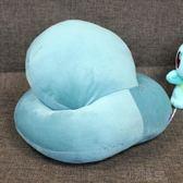 新款章魚午睡枕趴睡枕成人辦公室學生午休趴趴枕抱枕靠墊午睡神器igo 沸點奇跡