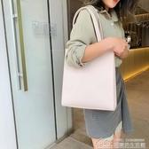女大包包韓版百搭簡約單肩時尚手提包托特包 【快速出貨】