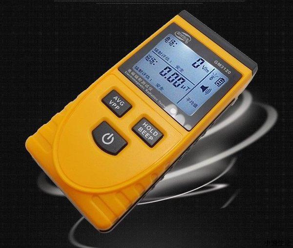 香港標智GM3120輻射檢測儀 電磁輻射儀 電場檢測儀家用電器檢測