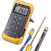 泰式TES TES-1306 K/J Type雙通道數位式溫度錶
