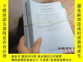 二手書博民逛書店the罕見annals of statistics vol 42