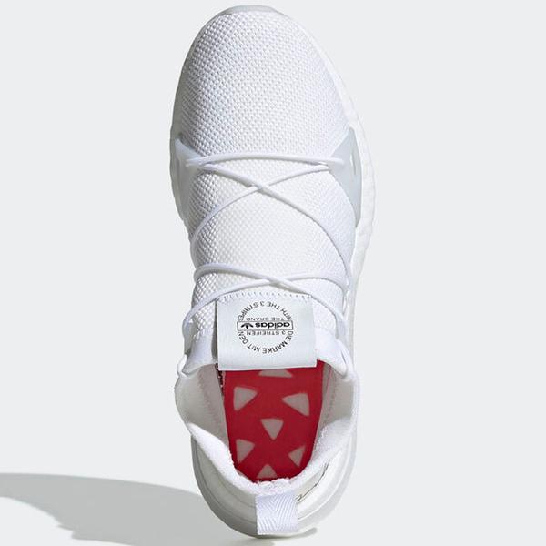Adidas ARKYN KNIT 女鞋 慢跑 休閒 襪套 BOOST 編織 避震 白【運動世界】EE5067