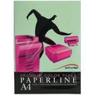 【奇奇文具】PAPER LINE 130 進口 A4 蘋果綠 影印紙 (500張入/包)