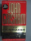 【書寶二手書T5/原文小說_JCH】The Rainmaker_John Grisham