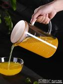 玻璃量杯 帶刻度杯子 廚房家用毫升帶蓋耐高溫透明500ml玻璃量杯 玩趣3C