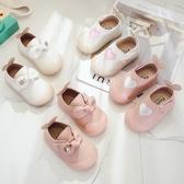 學步鞋 學步鞋春秋軟底女寶寶公主鞋子0一1歲半防滑嬰兒鞋6-12個月不掉鞋