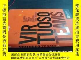 二手書博民逛書店VIRTUOSO罕見TEAMS5919 ISBN:9780399