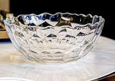 全館85折 家用玻璃果斗創意客廳擺件歐式大號水果盤果籃干果盤透明玻璃碗 百搭潮品
