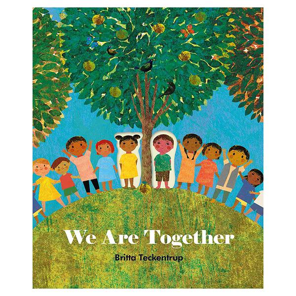 麥克書店We Are Together友誼社會世界文化英文圖畫童書