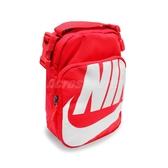 Nike 側背包 Heritage 2.0 亮紅 白 男女款 運動休閒 【ACS】 BA6344-671