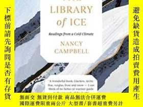 二手書博民逛書店The罕見Library Of IceY364682 Nancy Campbell Scribner Uk
