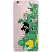 設計師版權【台灣黑熊 熊蓋芽-青蘋果的滋味】系列:TPU手機保護殼(iPhone、ASUS、LG、小米)