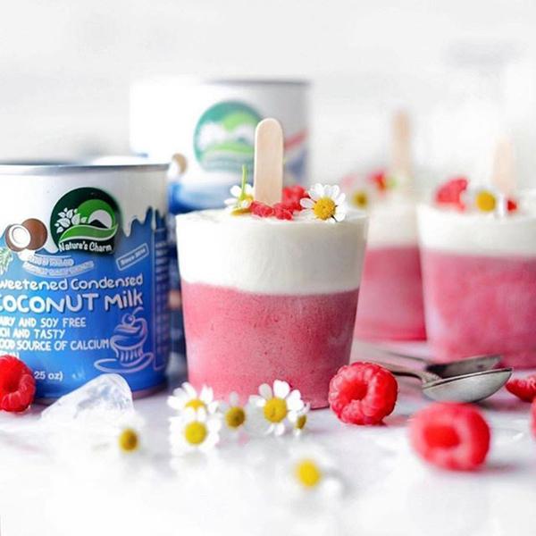 Natures Charm 椰子煉乳(不含乳)320gX24罐/箱_ 愛家嚴選純素椰奶製品 素食甜點DIY Vegan