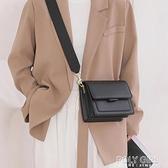 側背包 包包女秋冬時尚風琴高級質感小方包單肩側背包新款潮 polygirl