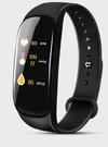 智慧手環 line來電提醒測心率血壓多功...