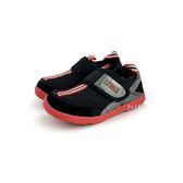 中童 日本 IFME 健康 輕量 機能 跑步鞋《7+1童鞋》C403 黑色