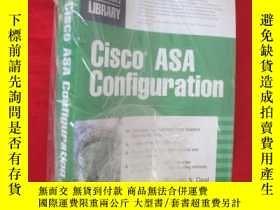 二手書博民逛書店Cisco罕見ASA Configuration ( 16開 )