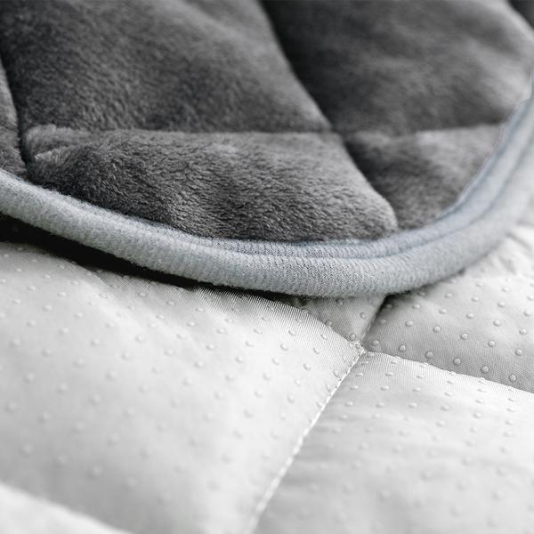 鴻宇 保暖墊 SuperHot科技發熱雙人保暖墊 獨家四層工藝 免插電 蓄熱保暖