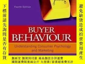二手書博民逛書店Buyer罕見Behaviour: Understanding Consumer Psychology & Mar