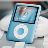 學生mp3音樂播放器有屏幕迷你可愛隨身聽mp4運動跑步型外放錄音筆