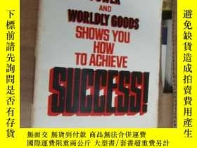 二手書博民逛書店POWER罕見AND WORLDLY GOODS SHOWS Y