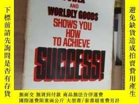 二手書博民逛書店POWER罕見AND WORLDLY GOODS SHOWS Y