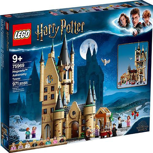 樂高積木 LEGO 《 LT75969 》Harry Potter 哈利波特系列 - Hogwarts™ Astronomy Tower / JOYBUS玩具百貨