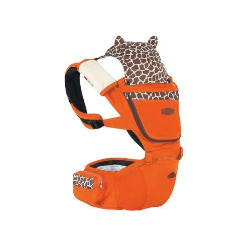 *Animal Carnival動物嘉年華座椅式抱嬰揹帶-歐倫橘鹿