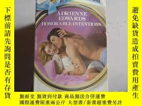 二手書博民逛書店ADRIENNE罕見EDWARDS HONORABLE INTENTONSY9890 出版1984