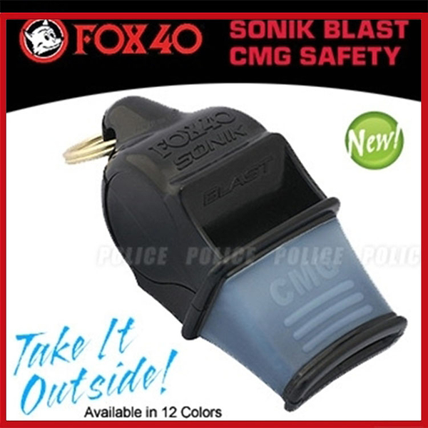 FOX 40 SONIK BLAST CMG系列 哨子 9203系列 12色任選【AH08028】99愛買小舖