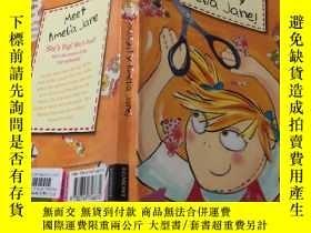 二手書博民逛書店Naughty罕見Amelia Jane : 淘氣的阿米莉 亞· 簡Y200392