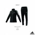 IMPACT Adidas Tiro Tracksuit 外套+長褲 套裝 男女 情侶 運動 三線 拉鍊 合身版 女生賣場 BK4695