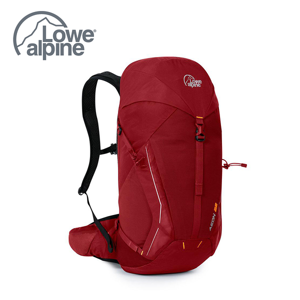 Lowe Alpine Aeon 22  輕量休閒 | 多用途背包 赤褐色  #FTE63