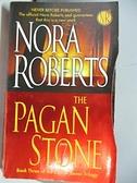 【書寶二手書T4/原文小說_ADT】The Pagan Stone_Roberts, Nora
