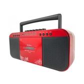 【CORAL】TR6600 復古造型 多功能整合 手提卡帶收錄音機 [富廉網]